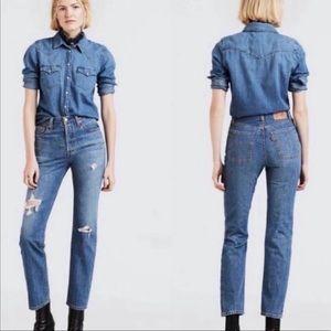 Levi's 501 Original Time Lapse Jean
